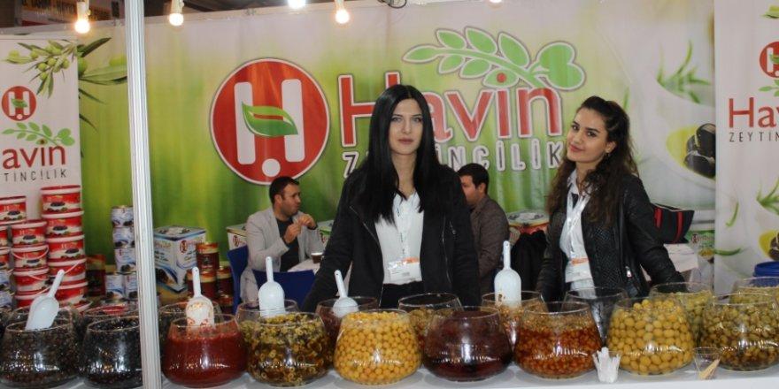 Diyarbakır Gurme Fuarı'ndan renkli kareler