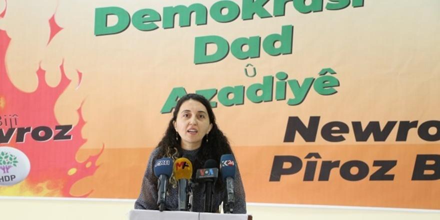 """""""2020 Newrozu'nu saat 20.20'de bulunduğumuz her yerde kutlayacağız"""""""