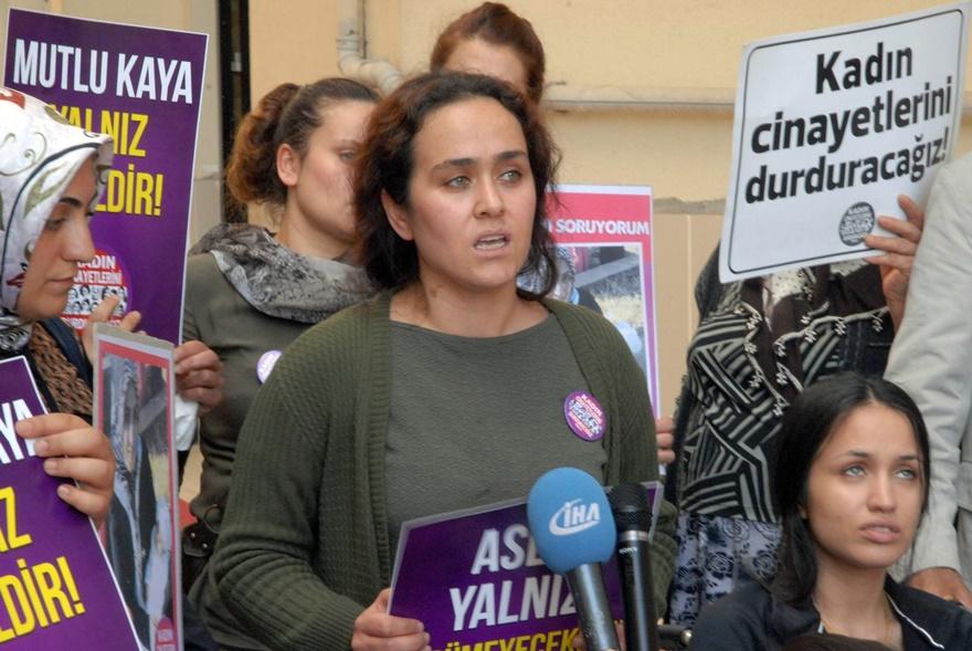 VİDEO - Diyarbakır'da kadın cinayeti