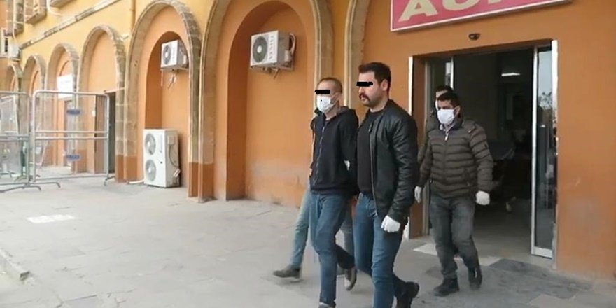 Kızıltepe'de 18 suçtan 39 yıl 5 ay hapis cezası olan şahıs yakalandı
