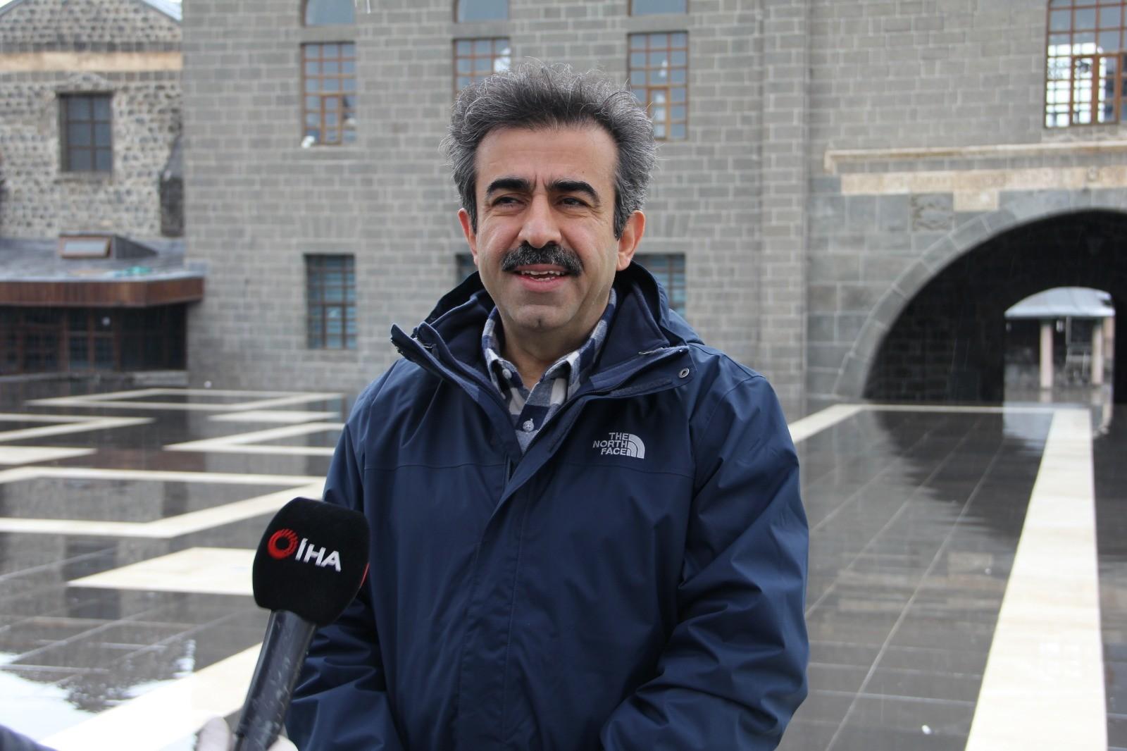 Diyarbakır'da her ay 10 bin aileye gıda yardımı