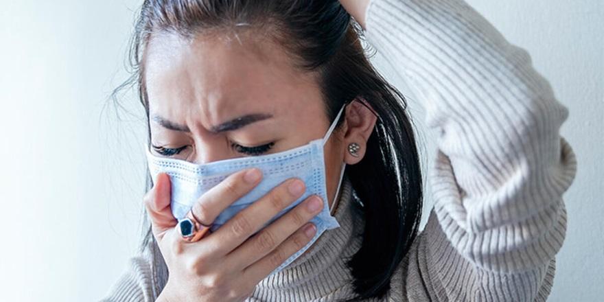 Kuru öksürük, virüse mi bağlı, tansiyon ilaçlarına mı bağlı?