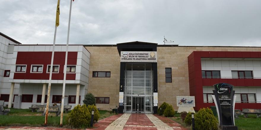 Dicle Üniversitesi'nde de üretim başladı