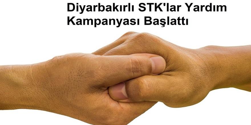 Diyarbakır'daki STK'lar: Evimizde kalalım ekmeğimizi paylaşalım