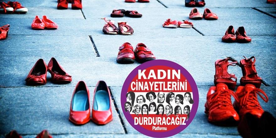 Haziran ayında 27 kadın öldürüldü