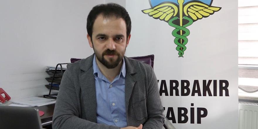 'Diyarbakır'da vaka sayısı 200'den fazla'