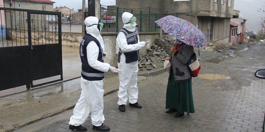Diyarbakır'da, ihtiyaç sahiplerine evde nakdi destek ödeme dönemi