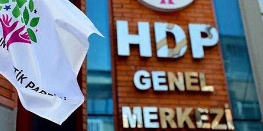 HDP MYK olağanüstü gündemle toplanıyor