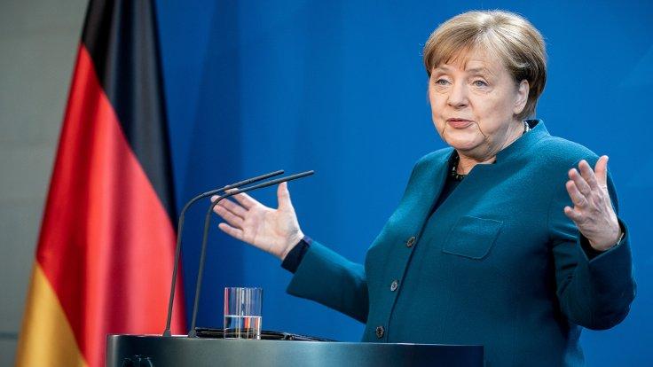 Almanya'nın virüse karşı 'normalleşme' planı sızdırıldı