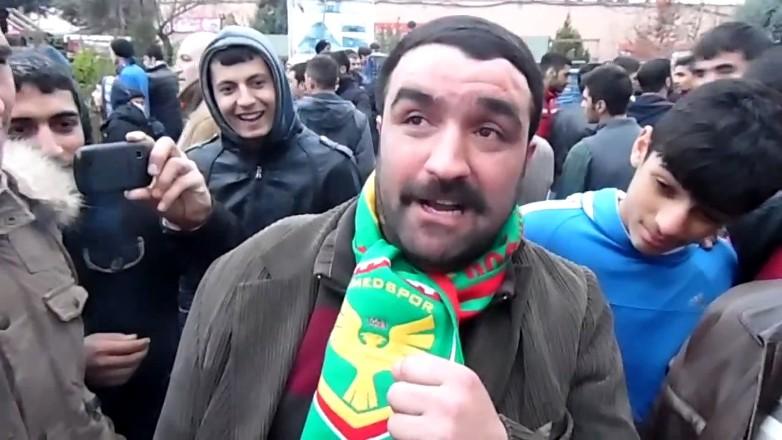 Diyarbakır'ın simgesi sakızcı Memo da Kovid-19'a yakalandı