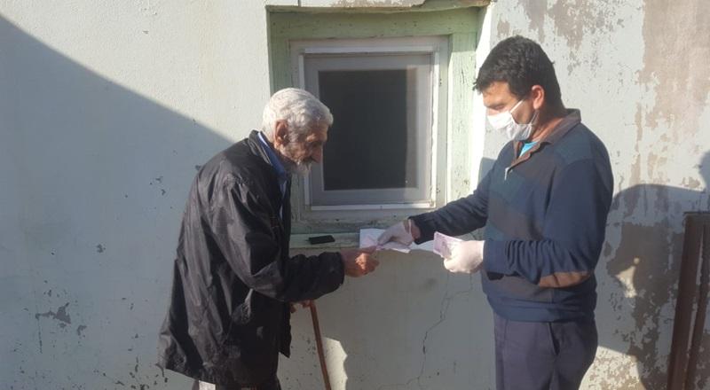 Diyarbakır'da sosyal yardımlar başladı