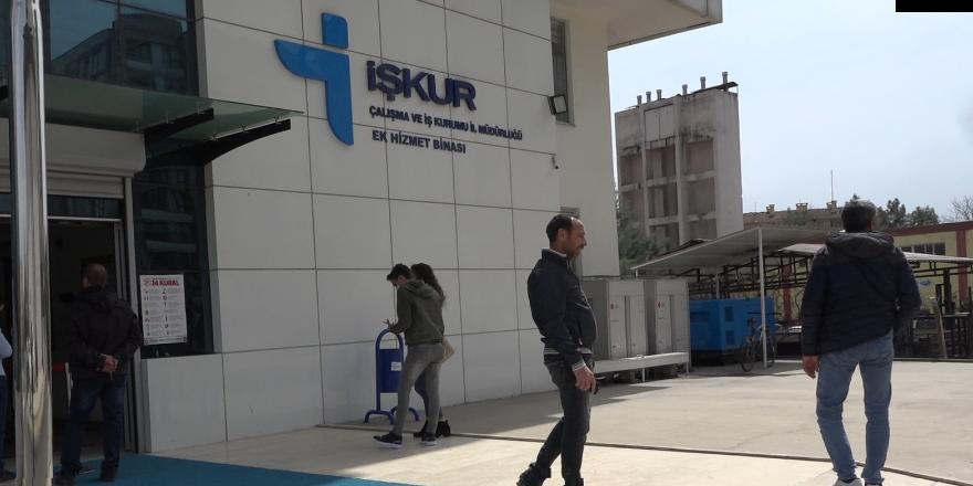 VİDEO - Coronavirüs Diyarbakır'da günü birlik çalışan işçileri de vurdu
