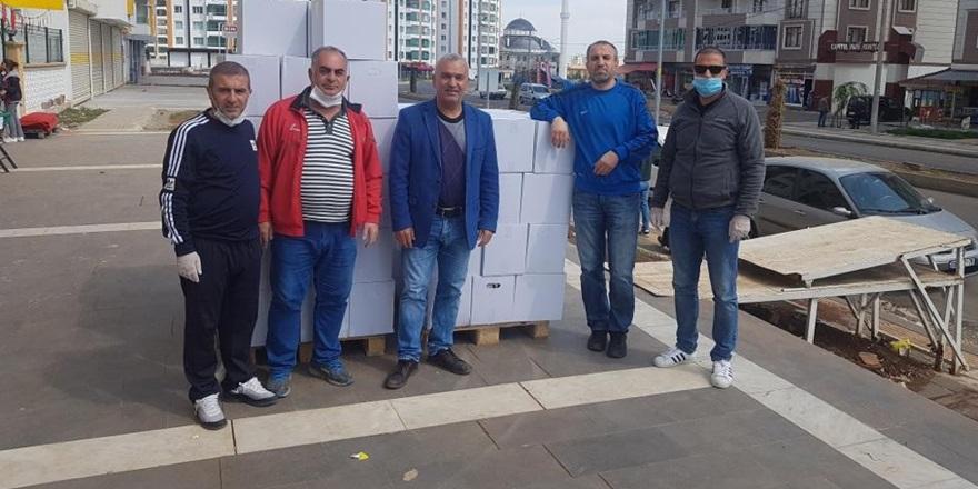 Diyarbakır'daki spor camiasından koronavirüs seferberliği