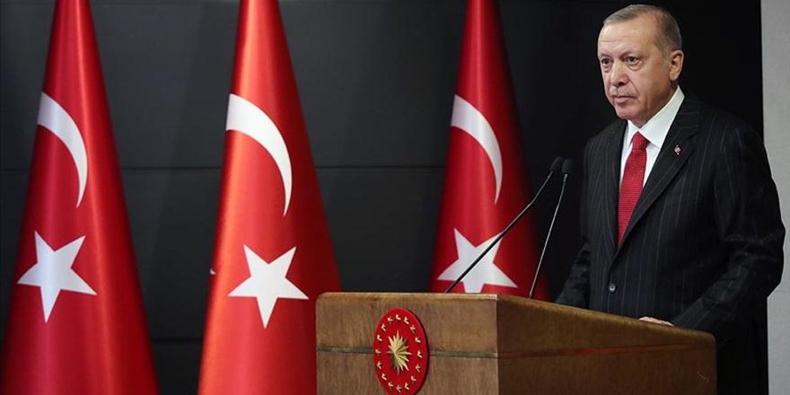 Erdoğan: Türkiye koronavirüs salgınına en hazırlıklı ülkelerden biri