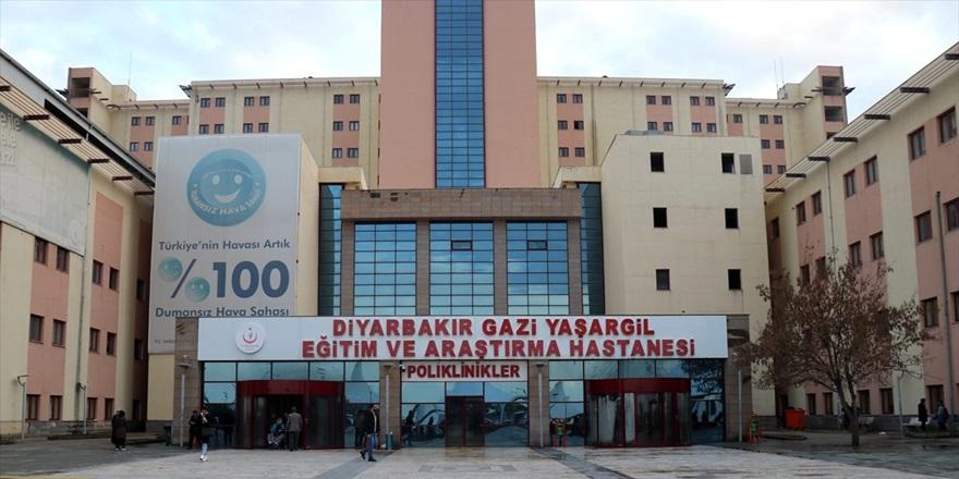 Diyarbakır'da 100 hasta taburcu edildi