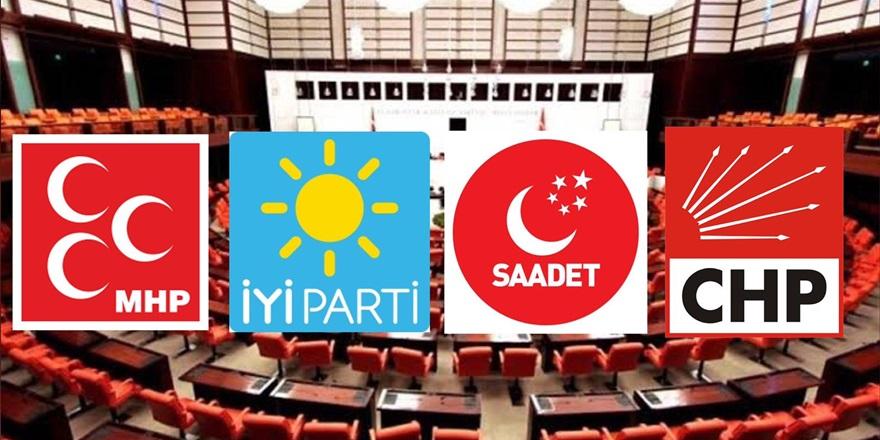 Siyasi liderler istifa kararıyla ilgili ne dedi?