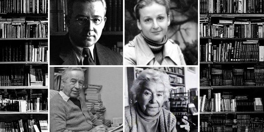 Karantina günlerinde 4 yazar 4 kitap