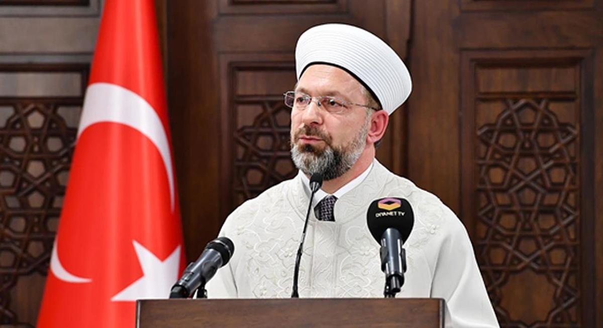 Diyanet İşleri Başkanının açıklamaları Diyarbakır Barosunu karıştırdı