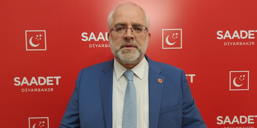 Fesih Bozan: Diyarbakır'da işsizlik oranı daha yüksek
