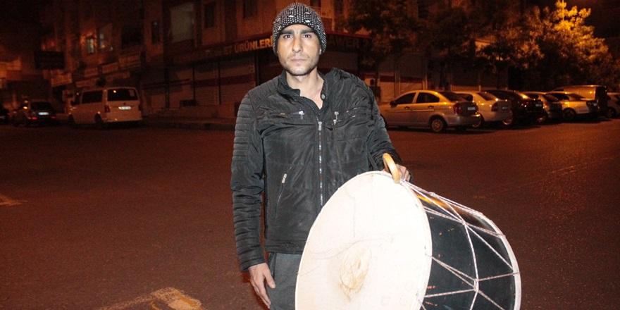 VİDEO - Korona ramazan davulcularını da vurdu