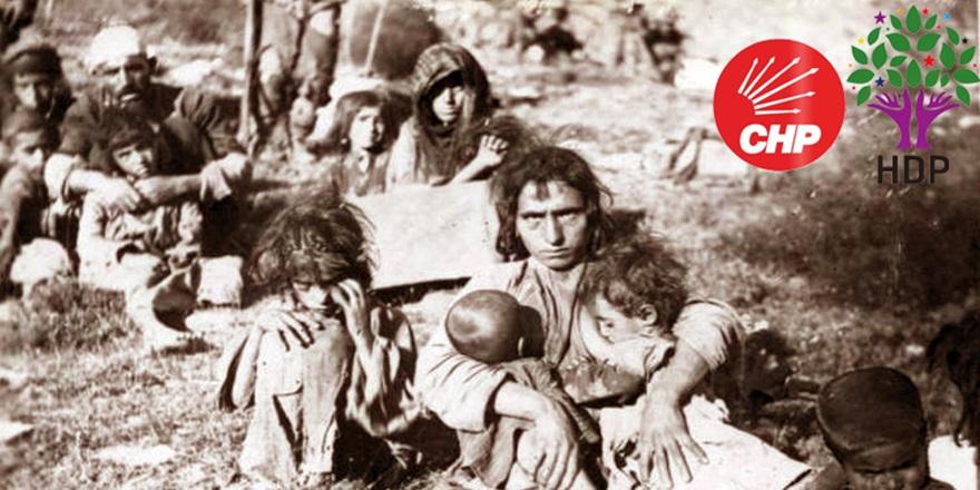 CHP - HDP: Arşivler açılsın, katliamla yüzleşilsin