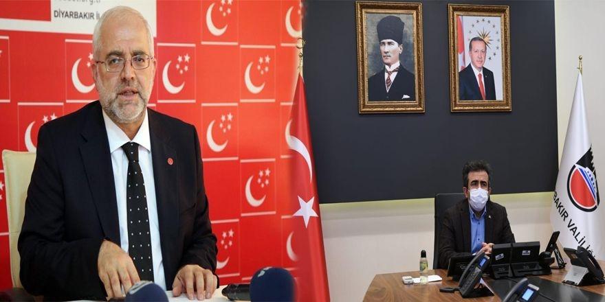 Fesih Bozan: AK Parti İl Başkanlığı'na da mı kayyum atandı?