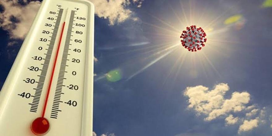 Uzmanından 'Sıcaklık artışı virüsün bulaşmasına engel değil' uyarısı