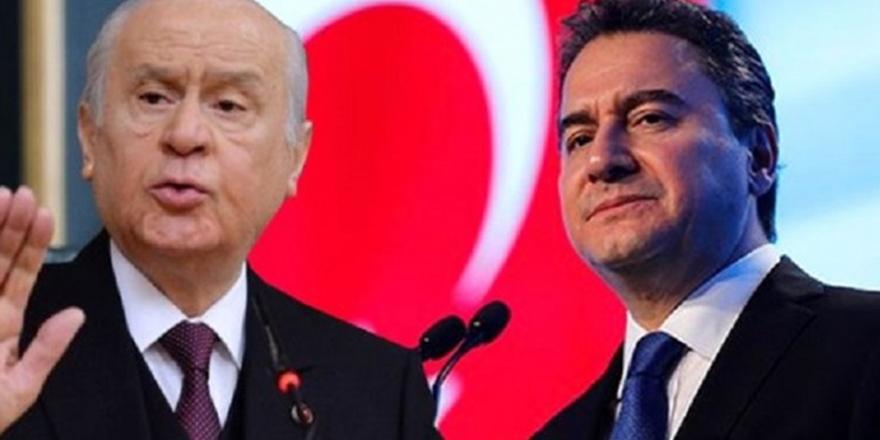 Babacan'dan Bahçeli'ye: Siyasette laf üretmek en kolay iştir