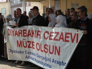 Diyarbakır Cezaevi önünde 'müze' talebi