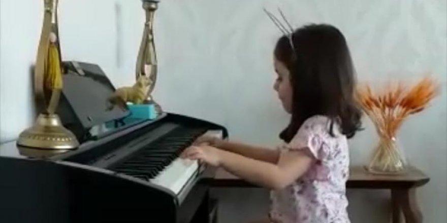 VİDEO - Uluslararası piyano yarışması birincisi Diyarbakır'dan Arin Demirel