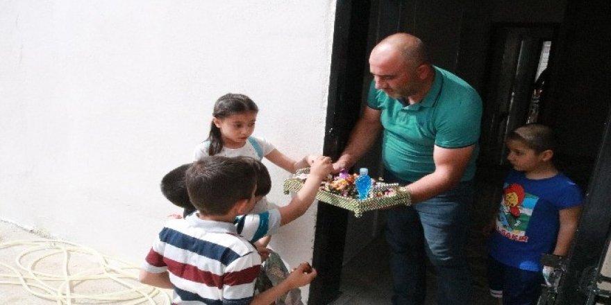 Diyarbakır'da çocuklar 'iş başında'