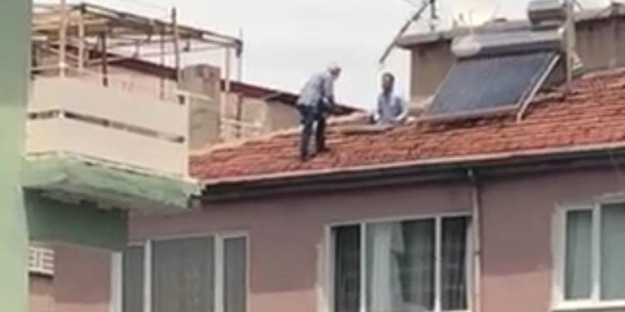 VİDEO - Diyarbakır'da intihar girişimi
