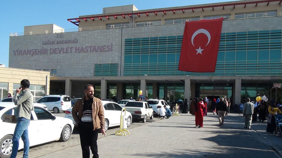 Viranşehir'de arazi çatışması: 2 kişi öldü, 6 kişi yaralandı