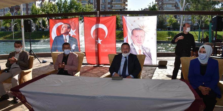 'Gönül Seferberliği' çağrısına ilk destek Diyarbakır'dan