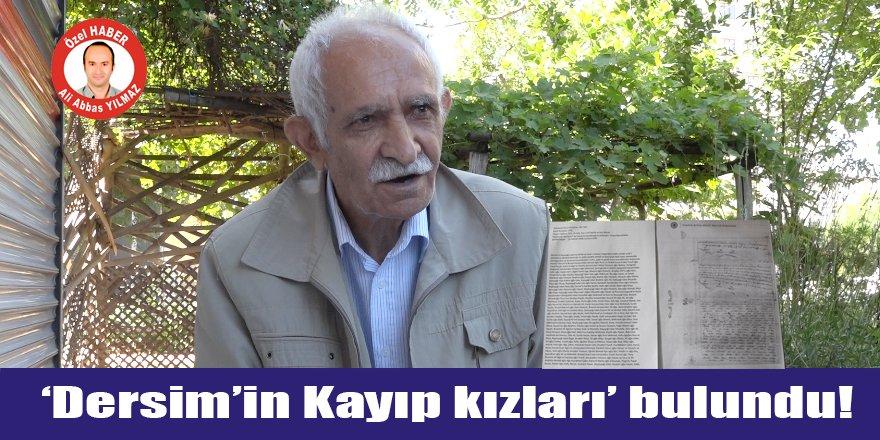 VİDEO - 'Dersim'in Kayıp kızları' bulundu!