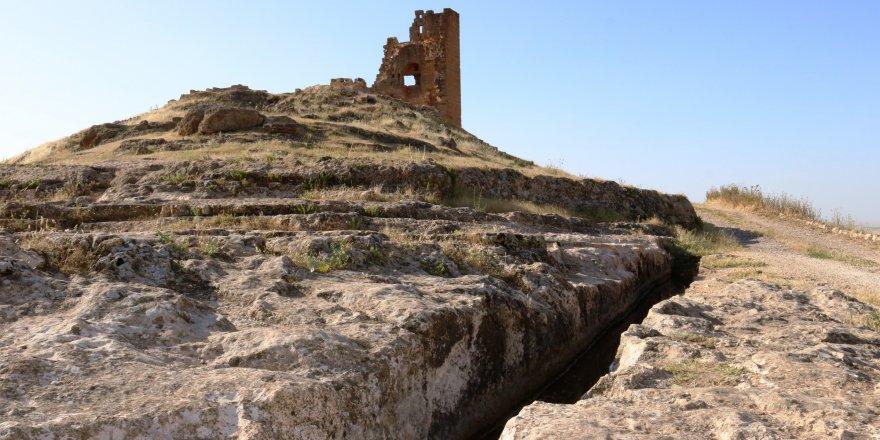 Zerzevan'daki su sarnıçları 3 bin yıldır ayakta!
