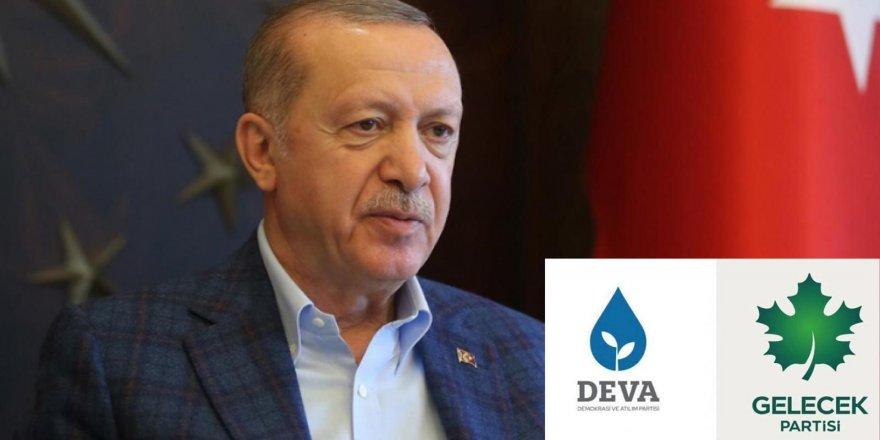 Erdoğan'dan Babacan ve Davutoğlu yorumu: Ölü doğdular