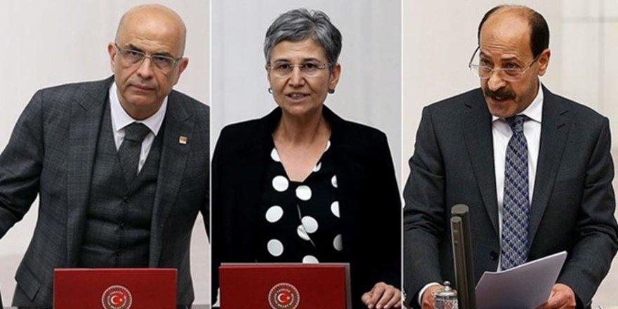 HDP'li Güven ve Farisoğulları hakkında yakalama kararı