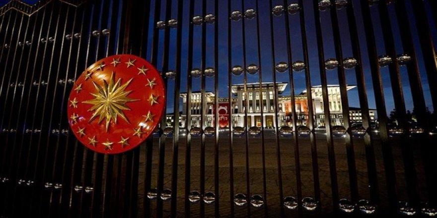 Cumhurbaşkanı Erdoğan'a iki yeni başdanışman