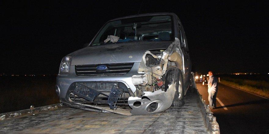 Şanlıurfa'da kaza: 6 yaralı