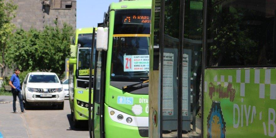 Halk otobüsü şoföründe korona çıktı