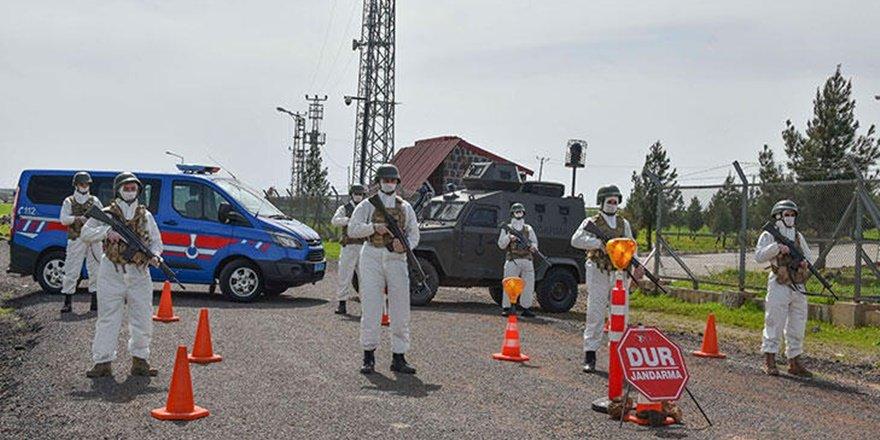 Şanlıurfa'da 1 mahalle daha karantinaya alındı