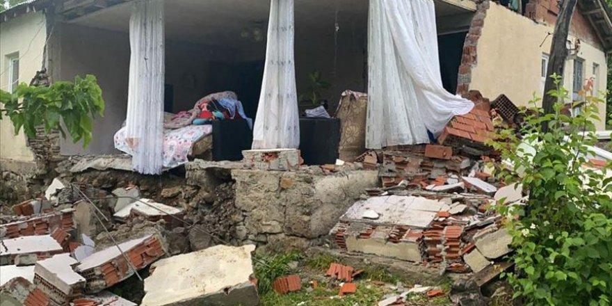 Karlıova depreminde bir korucu şehit oldu
