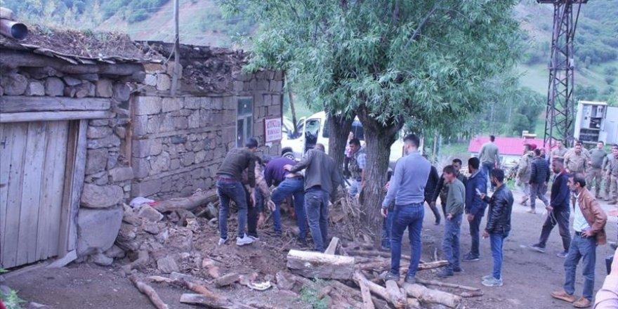 Bingöl'de 5.6 büyüklüğünde bir deprem daha