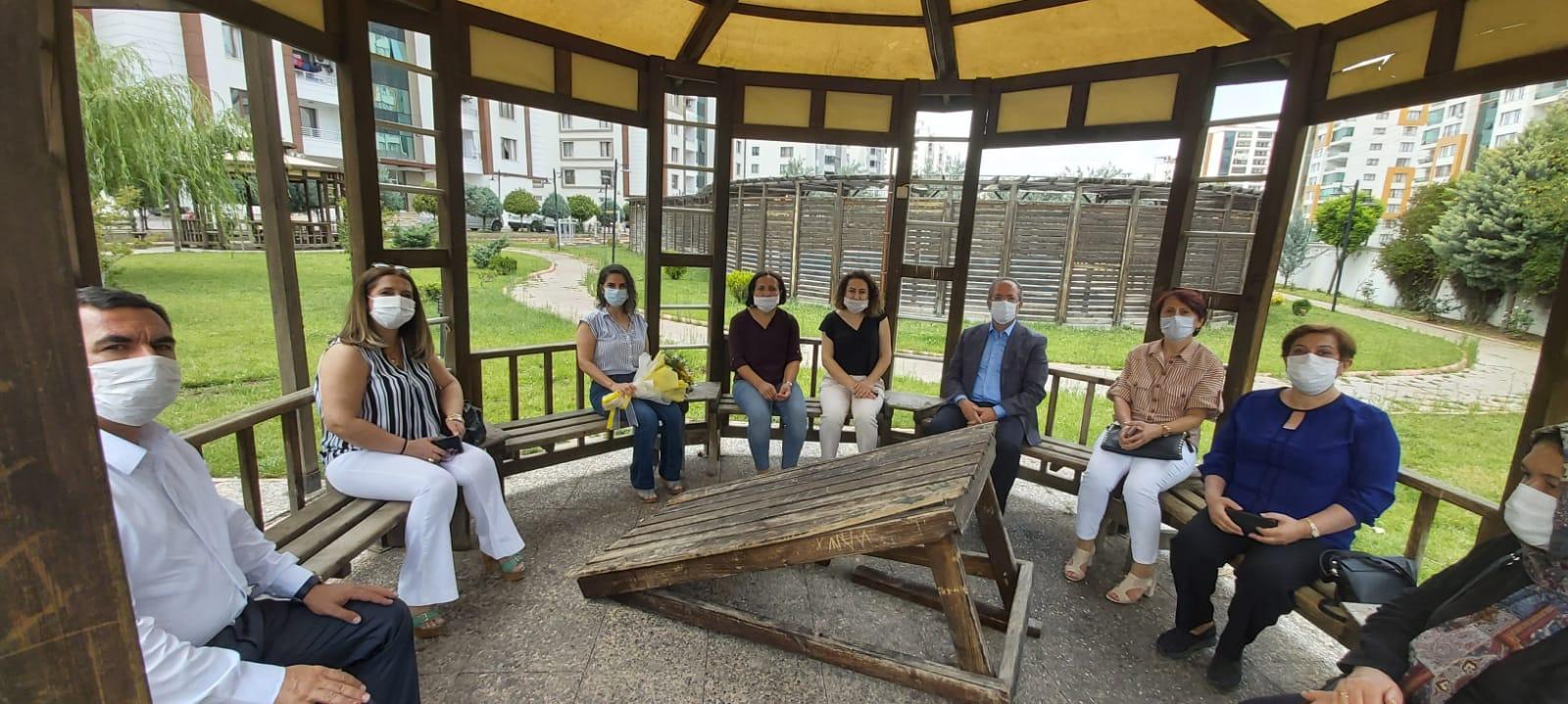 CHP, İYİ Parti, Saadet ve Gelecek Partisi'nden Demirtaş'a destek ziyareti