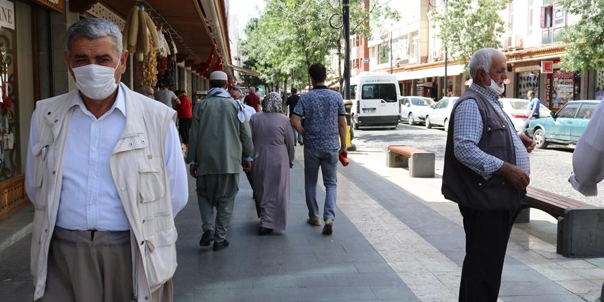 Diyarbakır'da günde yüzün üzerinde yeni vaka belirleniyor