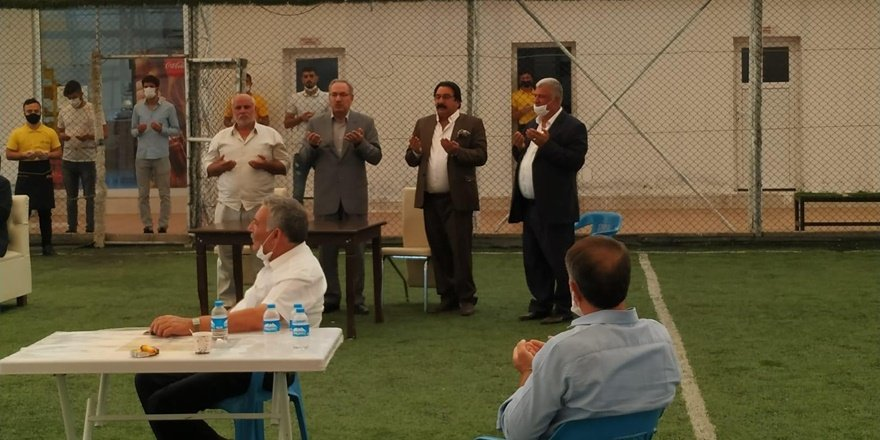 Mardin'de aileler barıştı