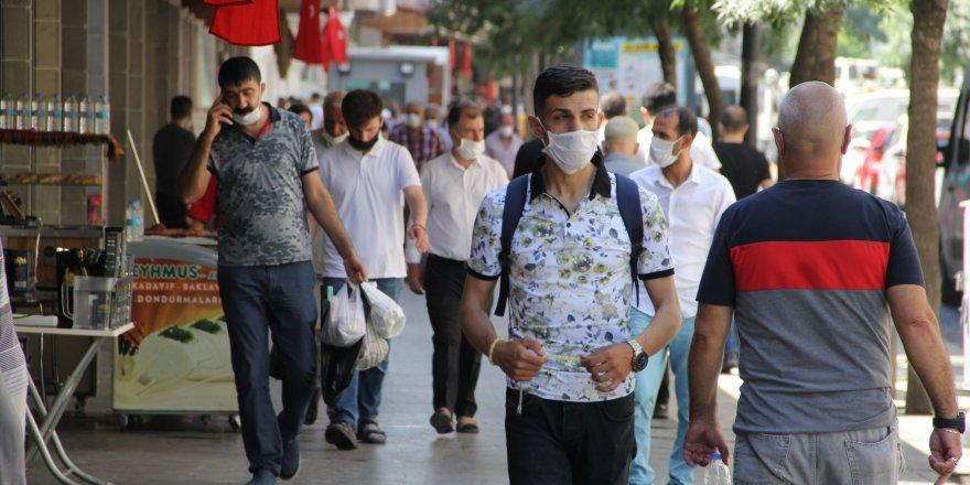 Diyarbakır'da korona tedbirlerine uymayanlara rekor ceza