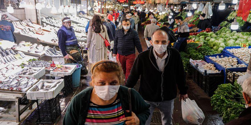 Türkiye, Koronavirüs salgınında nüfusa oranla ve mutlak rakamlarla dünyada kaçıncı sırada?