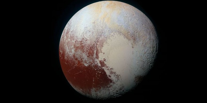 'Gezegen değil' denilen Plüton'un okyanus sırrı